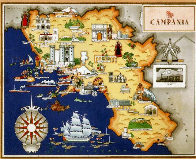 La Campania: un meccanismo perfetto