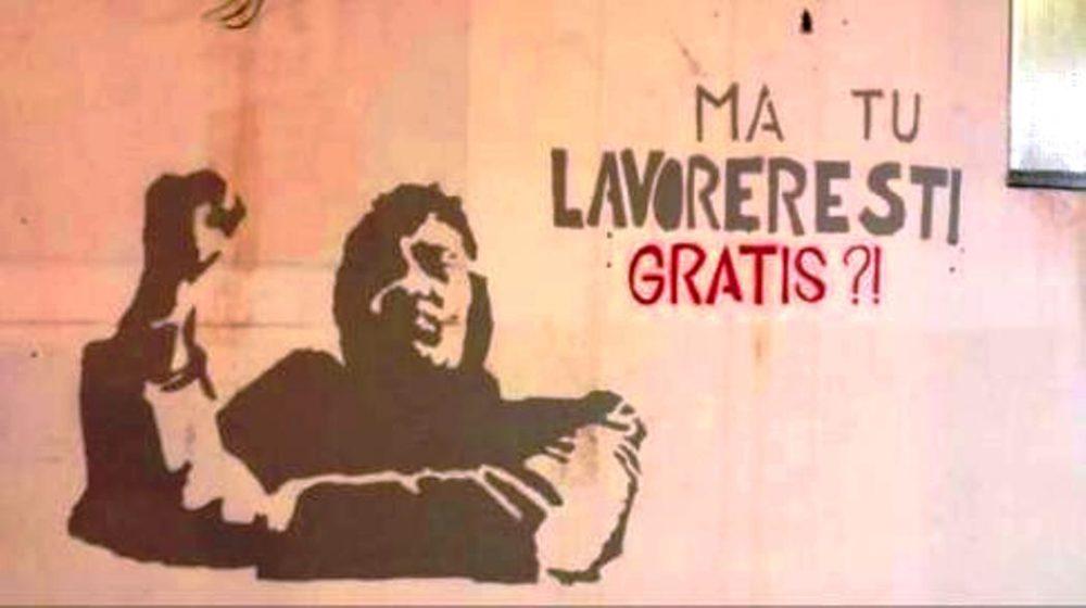 """IL LAVORO """"A GRATIS"""""""