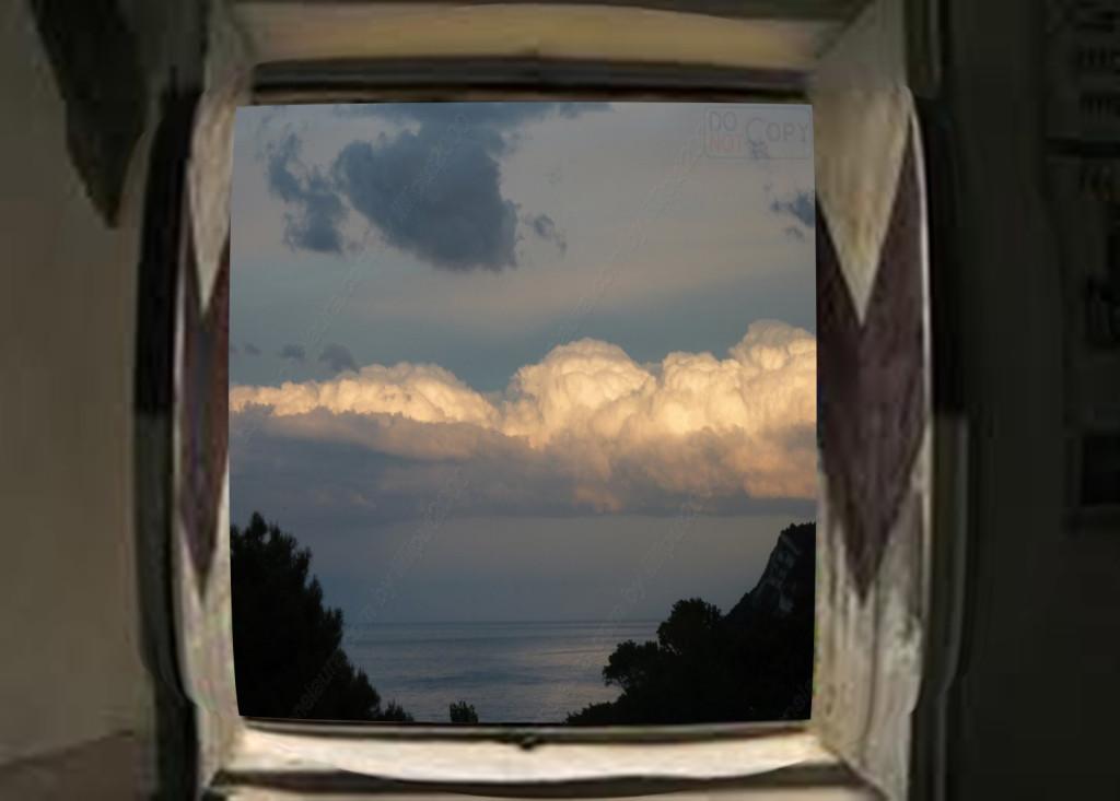 finestra sulla curva