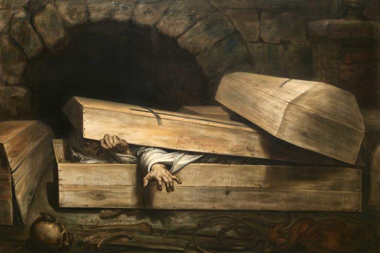 L'ARCHITETTO E IL CLIENTE MORTO