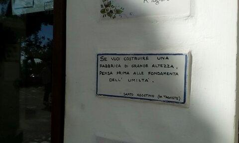 LA FRASE GIUSTA