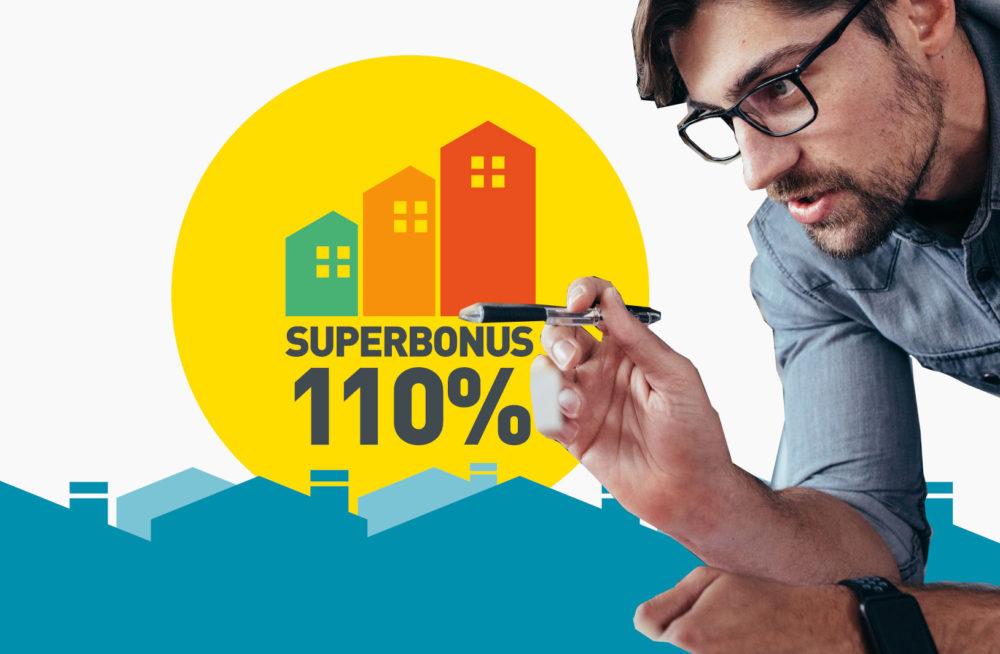 SFIDE: L'ARCHITETTO CONTRO IL SUPERBONUS AL 110%
