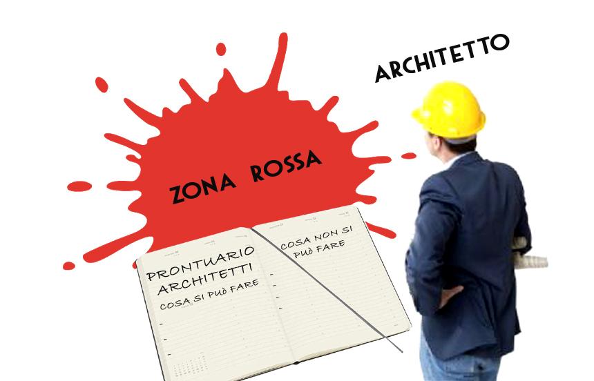 ARCHITETTI IN ZONA ROSSA – PRONTUARIO ALFABETICO