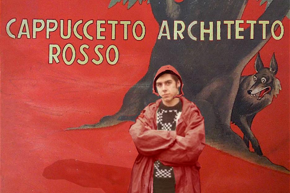 CAPPUCCETTO ARCHITETTO ROSSO